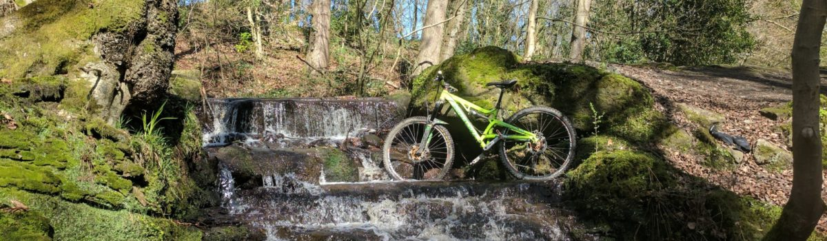 Peak District Mountain Bike Riding