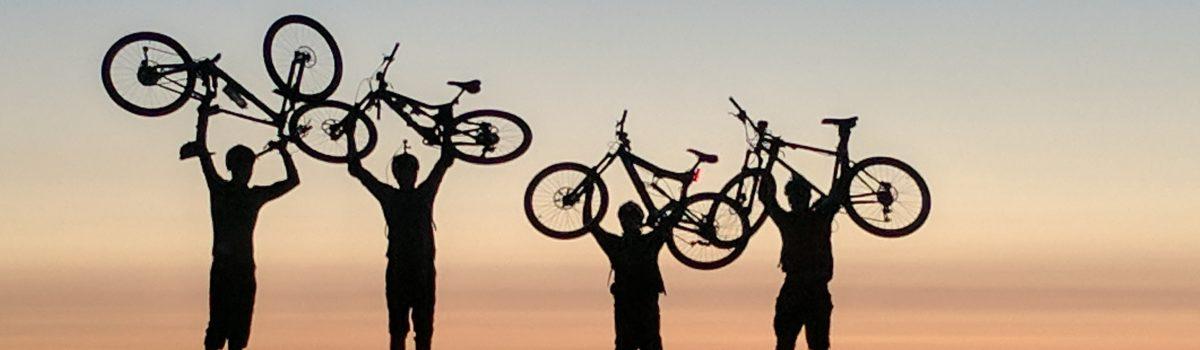 Peak District Mountain Bike Riding